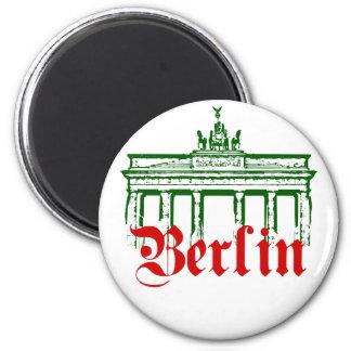 Berlín Alemania Imán De Nevera