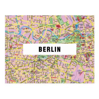 ♥ Berlín de las POSTALES del MAPA