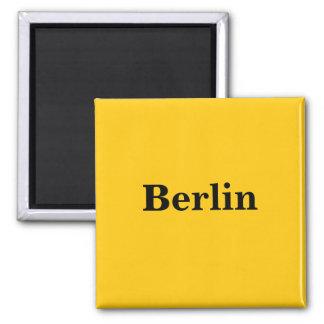 Berlín escudo oro - Gleb imán -
