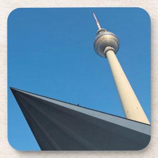 Berlín Fernsehturm Posavasos
