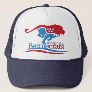 Berniecrats - gorra del camionero del logotipo