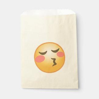 Besar Emoji Bolsa De Papel