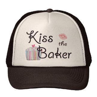 Bese al panadero gorras de camionero