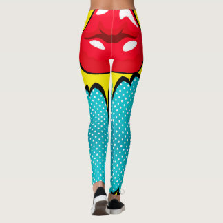 bese polainas para mujer de los puntos leggings
