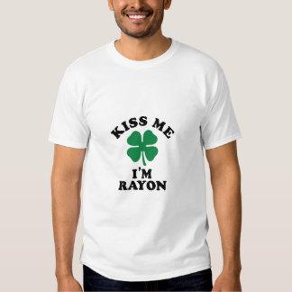 Béseme, Im RAYÓN Camisetas