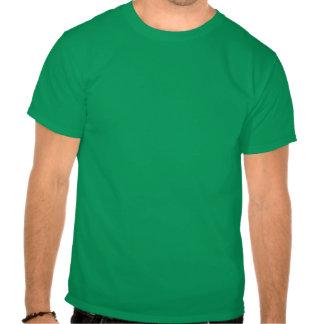 Béseme que soy caracol irlandés camisetas