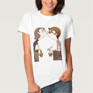 Beso Camiseta