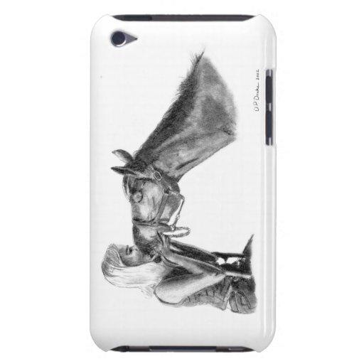 Besos del caballo Case-Mate iPod touch cárcasas