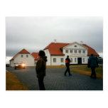 Bessastadir (palacio presidencial), Islandia Postal