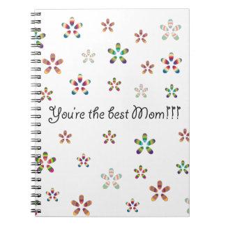 Best Mom Cuaderno