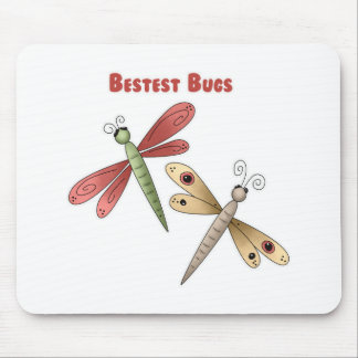 Bestest fastidia (las libélulas) tapetes de raton