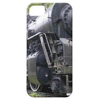 Bestia de la escuela vieja del tren del hierro funda para iPhone SE/5/5s