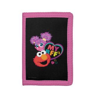 BFF Abby y Elmo