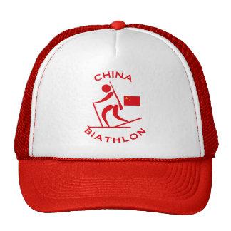 Biathlon de China Gorro De Camionero