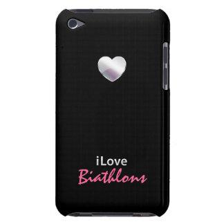 Biathlons lindos Case-Mate iPod touch cárcasa