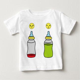biberón camiseta de bebé