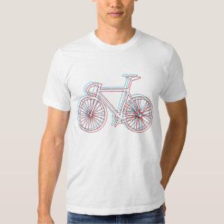 bici 3Dish Camiseta