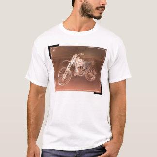 Bici de la suciedad camiseta