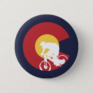 Bici de montaña Colorado Chapa Redonda De 5 Cm