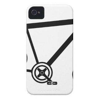 Bici del hilandero de la persona agitada carcasa para iPhone 4 de Case-Mate