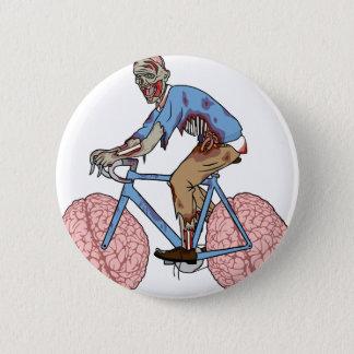 Bici del montar a caballo del zombi con las ruedas chapa redonda de 5 cm