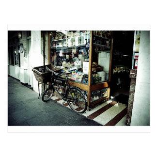 Bici en Soho Tarjeta Postal