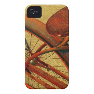 Bici II del vintage iPhone 4 Case-Mate Cárcasas