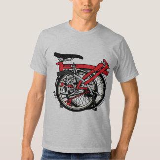 Camisetas con bicicletas con miles de diseños, tallas, colores y estilos.