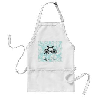 Bicicleta del modelo del damasco; Trullo Delantal