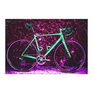 Bicicleta fresca 1 impresión en lienzo