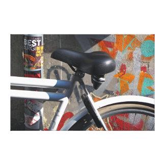 Bicicleta Impresiones En Lienzo Estiradas