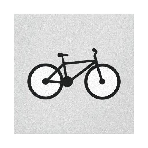 Bicicleta Lona Envuelta Para Galerias
