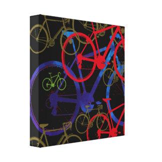 bicis deporte-temáticas impresion de lienzo