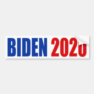 """""""BIDEN 2020 """" PEGATINA PARA COCHE"""