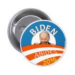 Biden respeta 2016 pins