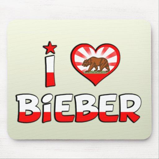 Bieber, CA Tapetes De Ratones