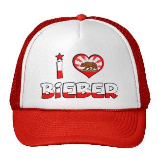 Bieber CA Gorros Bordados