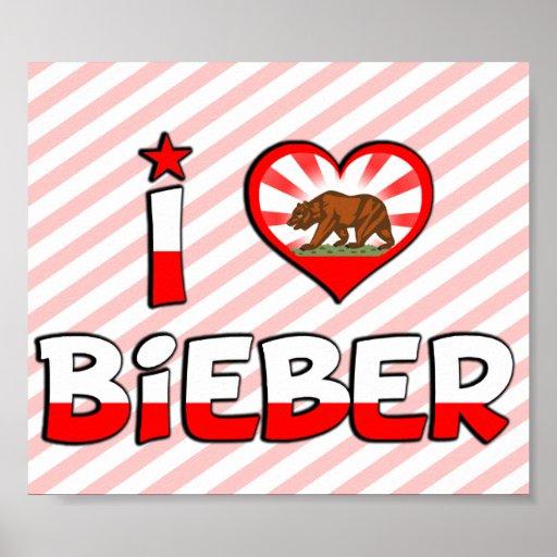 Bieber, CA Posters
