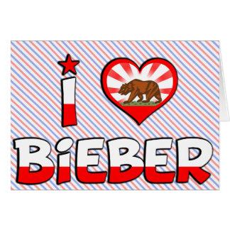 Bieber CA Felicitación
