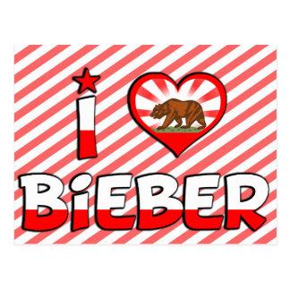 Bieber CA Postal