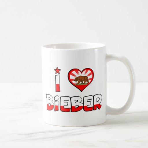 Bieber, CA Tazas De Café