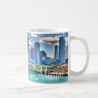 Bienvenidos una taza de café de Miami