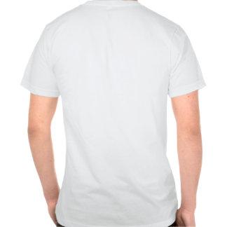 """""""Bifurcaré usted"""" camisa del músculo"""
