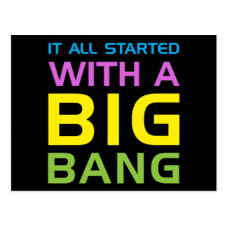 Big Bang Postal