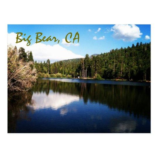 Big Bear, postal de CA