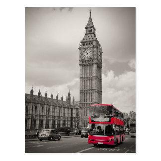 Big Ben Londres Postal