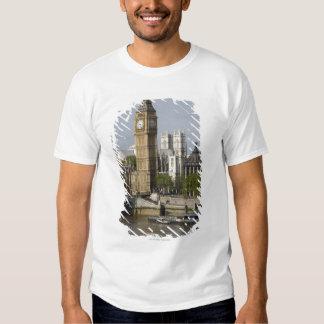 Big Ben y el río Támesis Camiseta