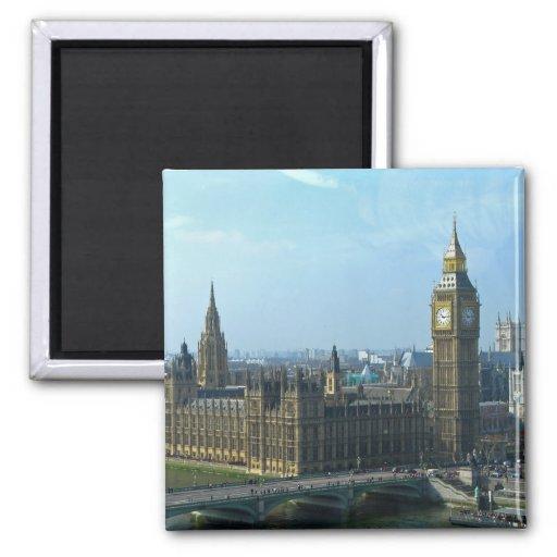 Big Ben y las casas del parlamento Londres Iman