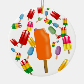 Big Popsicle Chaos by Ana Lopez Adorno Redondo De Cerámica