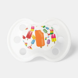 Big Popsicle Chaos by Ana Lopez Chupete De Bebé